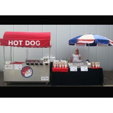 American Hot-Dog Catering 300 Port.